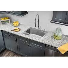 metal kitchen sink cabinet for sale soleil stainless steel 33 l x 22 w drop in kitchen sink
