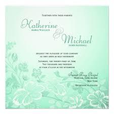 wedding invitations minted wedding invitation templates mint green unique wedding invitations