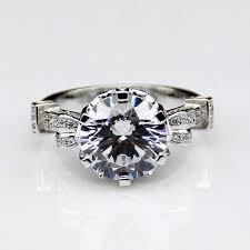 cinderella engagement ring cinderella pumpkin carriage tale 3 carat created