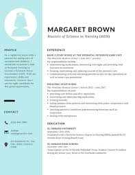 scholarship resume blue sidebar scholarship resume templates by canva