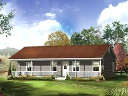 front porch home plans ranch style house plans queen ii country home plan house plan
