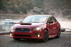 subaru wrx turbo 2015 2015 subaru wrx review automobile magazine