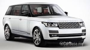 range rover pickup land rover range rover in malaysia reviews specs prices