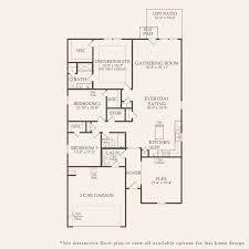 Floor Plan Manual Housing by Compton At Carolina Bay Rice Field In Charleston South Carolina