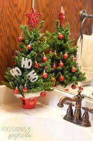 christmas decorations pigskins u0026 pigtails
