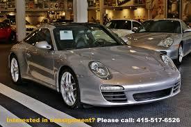 porsche 911 4s targa 2010 porsche 911 targa 4s stock 150602 for sale near san