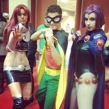 Starfire Costume Starfire Teen Titans By Kaidan Cosplays Acparadise Com