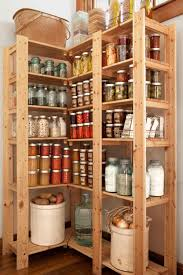 storage cabinets for kitchens shelves marvelous gallery pantry organized kitchen closet