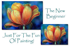 tips class online acrylic painting tips for beginners