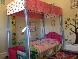 pvc pipe canopy toddler bed cute baby stuff for greta