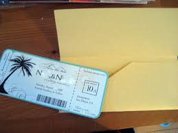 boarding pass save the date diy boarding pass std