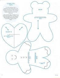 ornaments templates gingerbread and