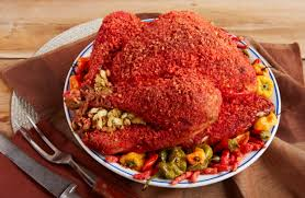 cheetos turkey it s one of a number of unique recipes this