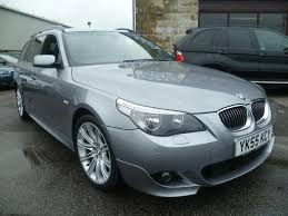 used bmw 5 series estate for sale used bmw 5 series 2005 automatic diesel 535d m sport grey for sale