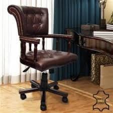 fauteuil de bureau marron chaise bureau cuir marron fauteuil bureau en cuir lepolyglotte