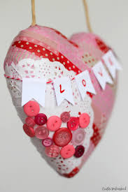 Paper Mache Christmas Crafts - valentine u0027s day craft paper mache heart crafts unleashed