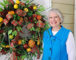 williamsburg wreath etsy