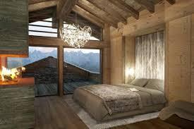 chambre style chalet chambre style chalet de montagne idaces daccoration intacrieure