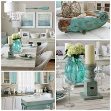 Coastal Living Room Design Ideas by Beach Chic Coastal Cottage Home Tour With Breezy Design Fox
