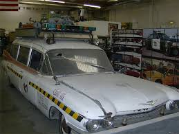 ecto 1 for sale ghostbusters ii ecto 1a restoration project