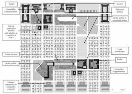 leave it to beaver house floor plan frank lloyd wright u0027quadruple block plan u0027 chicago city club