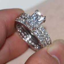 diamonique wedding rings diamonique engagement rings choice image jewelry design exles