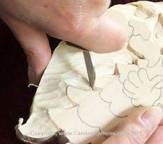 Free Wood Carving Patterns For Christmas by Wood Carving Pattern For Beginner Ideas Cat Wood Carving
