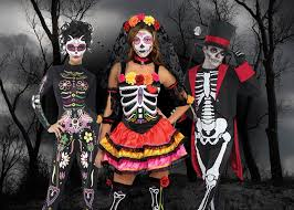day of the dead costume ideas easy makeup tutorial