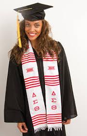aka graduation stoles nphc letter kente stoles midwest global inc global