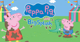 peppa pig playdate touring
