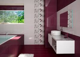 Color Bathroom Ideas Maroon Bathroom And Inviting Ideas To Inspire Your Next