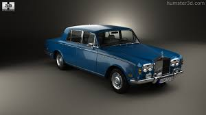 rolls royce silver shadow 360 view of rolls royce silver shadow 1965 3d model hum3d store