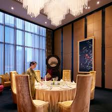 National Bar And Dining Rooms by Intercontinental Shanghai Puxi Shanghai Shanghai
