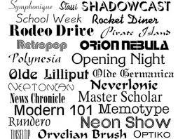 1000 polices de caractere mac pc opentype avec licence commerciale