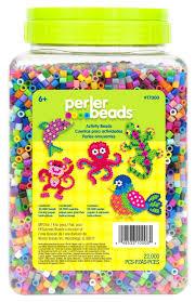 amazon com perler crafting mega pack for kids toys u0026 games