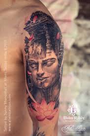 this is one of the best lord shiva tattoos done by