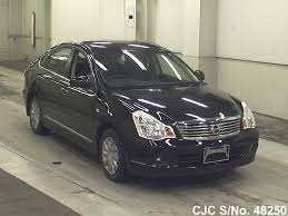 nissan bluebird 2010 2011 nissan bluebird sylphy black for sale stock no 48250