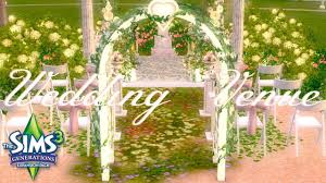 wedding arches in sims 3 the sims 3 generations wedding venue wedding info me