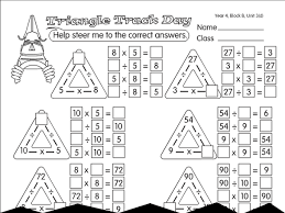 free worksheets 4x table games free math worksheets for