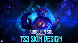 teamspeak design teamspeak 3 league of legends aurelion sol skin 1