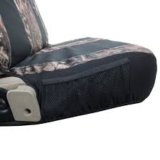 amazon com browning mid size bench seat cover mossy oak infinity