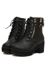 lace up moto boots moto lace up ankle boots oasap com ankle boots ankle and shoe boot