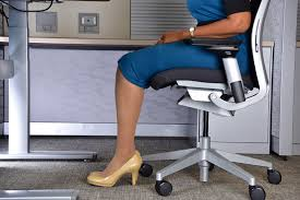 four key features of an office chair humantech