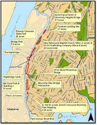 Map Of Harlem Bronx Council For Environmental Quality Blog Archive Hrwg