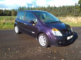 renault modus 2006 purple in blairgowrie perth and kinross