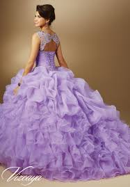 jeweled beading on organza quinceanera dress style 89048 morilee