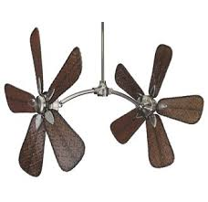 fanimation caruso ceiling fan view the fanimation fp7000 caisd7a caruso 52 10 blade dual ceiling