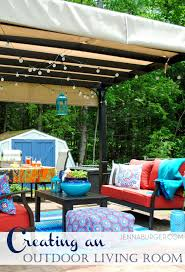 Outdoor Livingroom Creating An Outdoor Living Space Jenna Burger