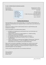 Praktikum Referat Muster Fachbereich Sozialwesen Vorpraktikum Fh M禺nster