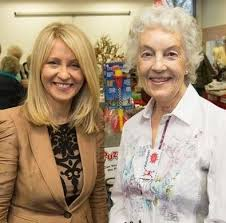 tatton mp is one of first customers at wilmslow charity christmas